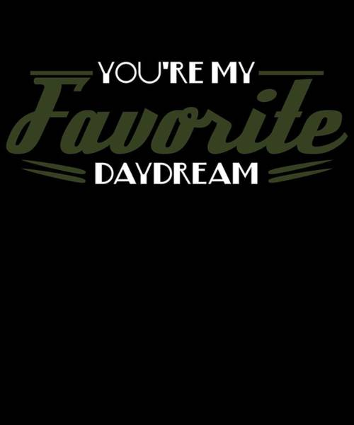 Moustache Mixed Media - Cute Lovely Admirer Tee Design Daydream by Roland Andres