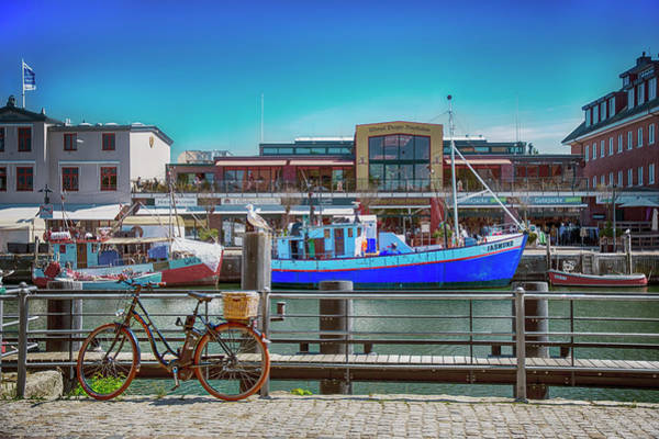 Photograph - Cycle Or Sail by Mick Burkey