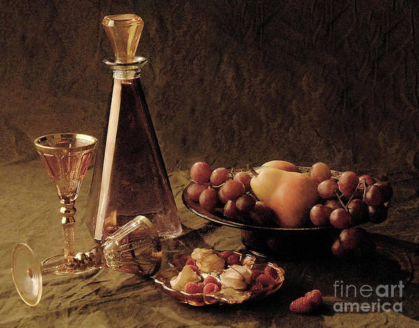 Photograph - Czech Glass by Kathleen Gauthier