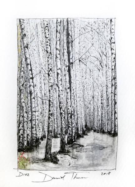 D102 Art Print