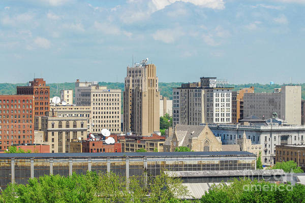 Photograph - D39u-10 Youngstown by Ohio Stock Photography