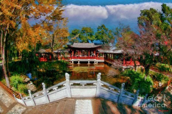 Photograph - Da Li In China by Blake Richards