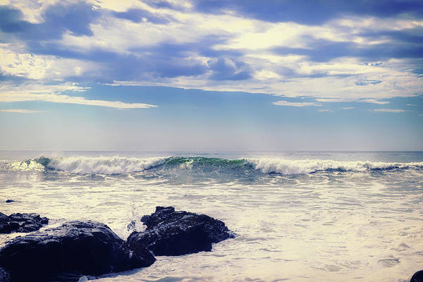 Wall Art - Photograph - Daily Ocean Therapy  by Marnie Patchett