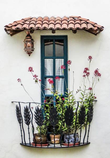 Photograph - Dainty Balcony by Rob Huntley