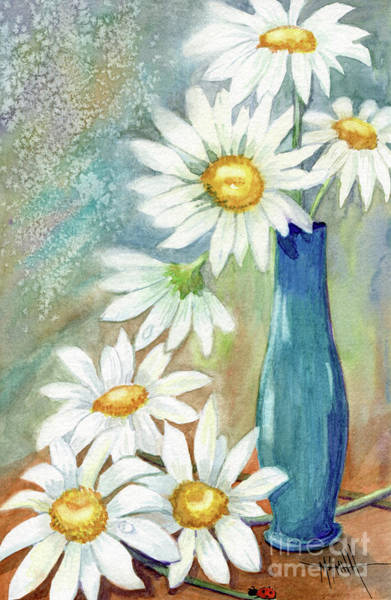 Painting - Daisy Delight by Marilyn Smith