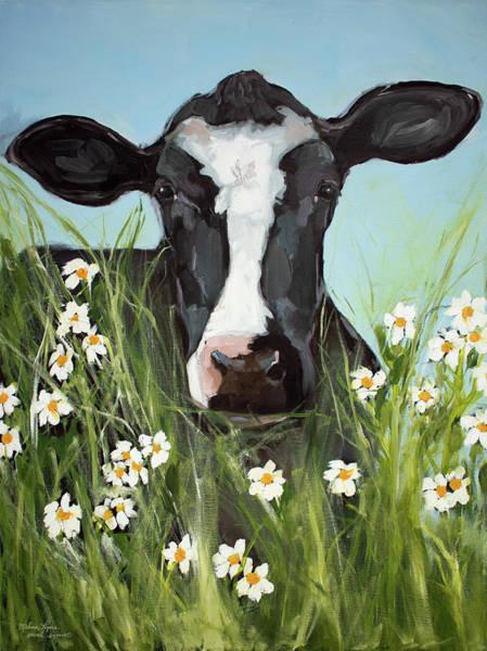 Wall Art - Painting - Daisy by Melissa Lyons