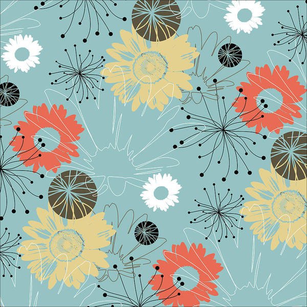Digital Art - Daisy Print by Garden Gate magazine