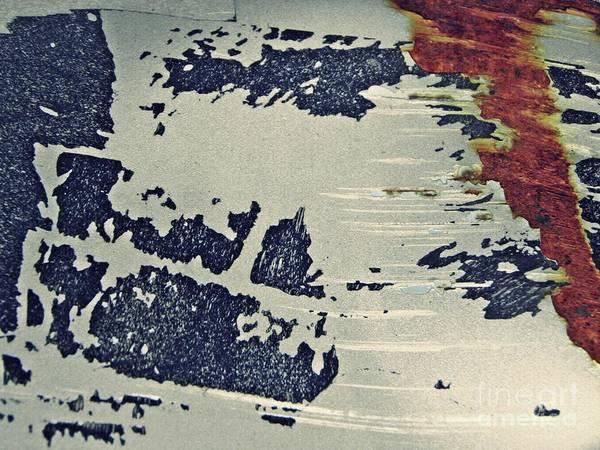 Ding Photograph - Damage 3 by Sarah Loft