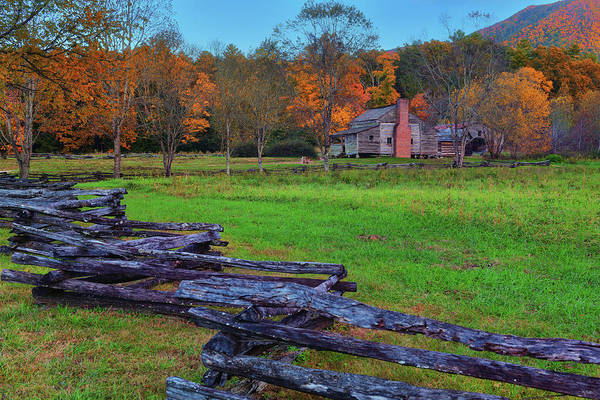 Photograph - Dan Lawson Place by Greg Norrell
