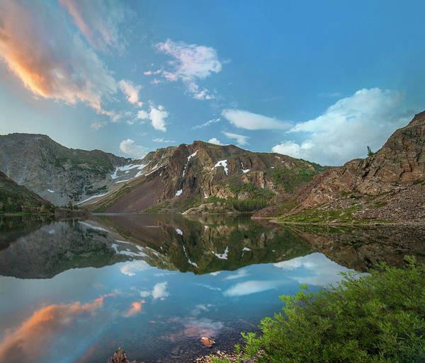 Photograph - Dana Plateau From Ellery Lake, Inyo by Tim Fitzharris