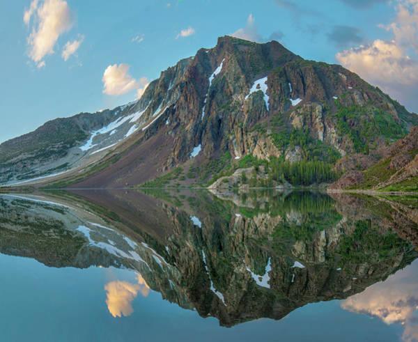 Photograph - Dana Plateau From Ellery Lake, Sierra by