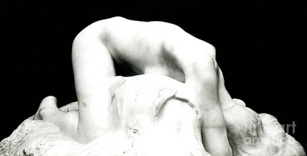 Wall Art - Sculpture - Danaid  by Auguste Rodin