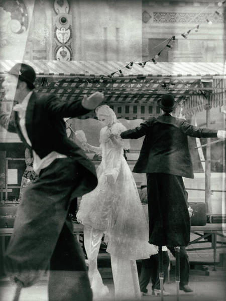 Photograph - Dance Art by Jorg Becker