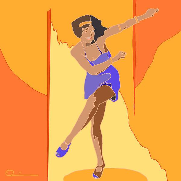 Digital Art - Dance by Jeff Quiros