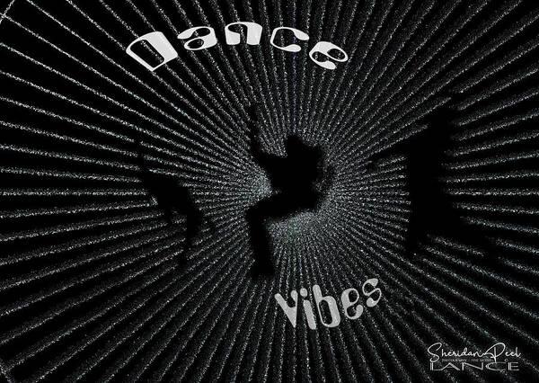 Dance Vibes Art Print