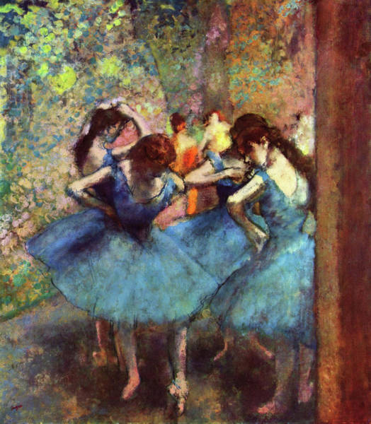 Wall Art - Painting - Dancer - Digital Remastered Edition by Edgar Degas
