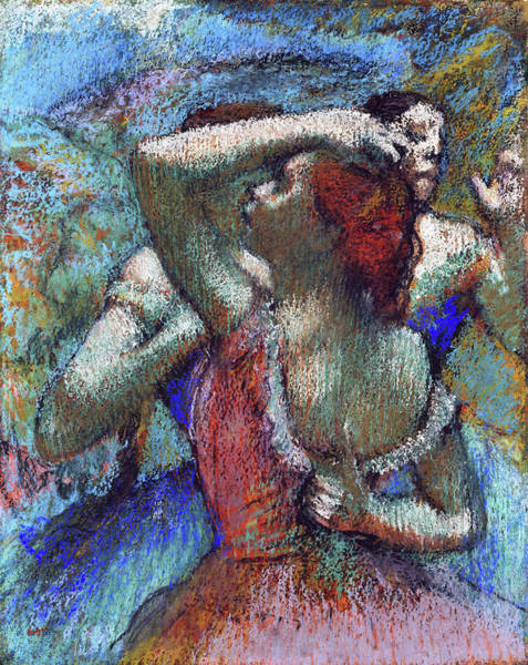 Wall Art - Painting - Dancers - Digital Remastered Edition by Edgar Degas