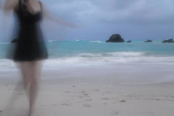 Wall Art - Photograph - Dancing Ocean Evening  by Betsy Knapp