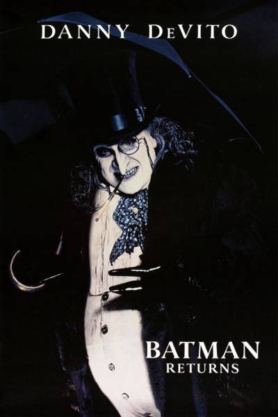 Danny Devito Wall Art - Photograph - Danny Devito In Batman Returns -1992-. by Album