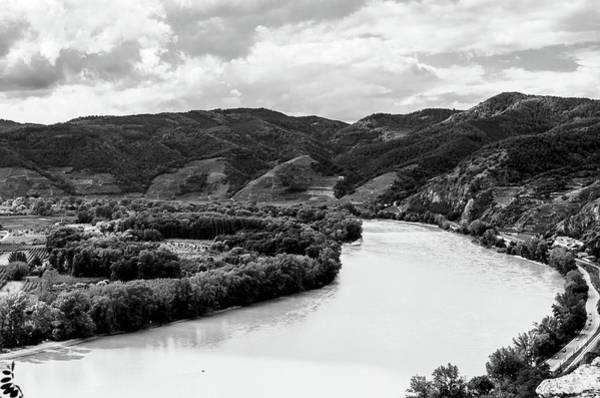 Photograph - Danube River by Borja Robles