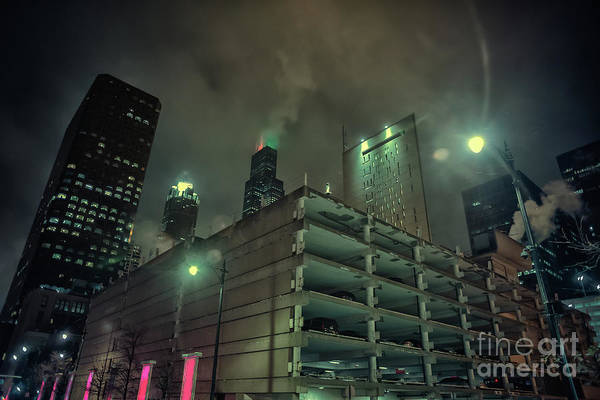 Wall Art - Photograph - Dark City by Bruno Passigatti
