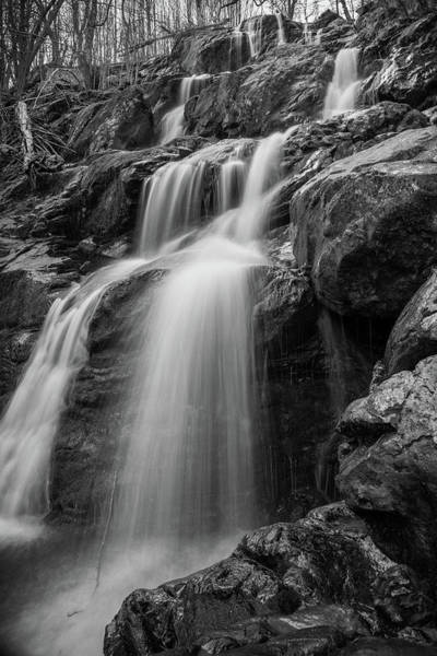 Photograph - Dark Hollow Falls - Shenandoah by Kyle Lee