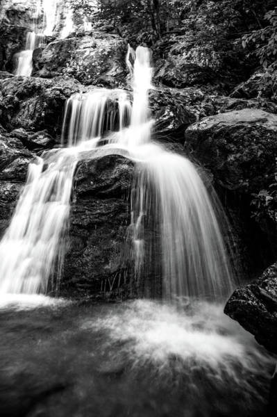 Photograph - Dark Hollow Falls II by Pete Federico