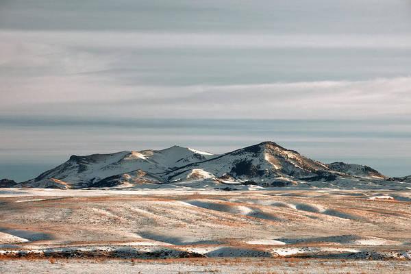 Photograph - Dark Morning Landscape by Todd Klassy