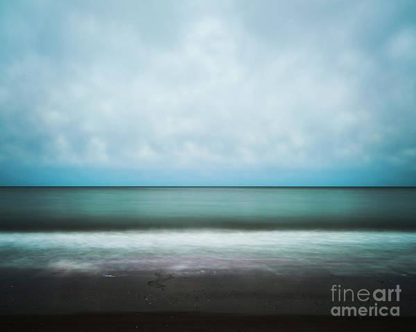 Photograph - Dark Ocean by Patrick M Lynch