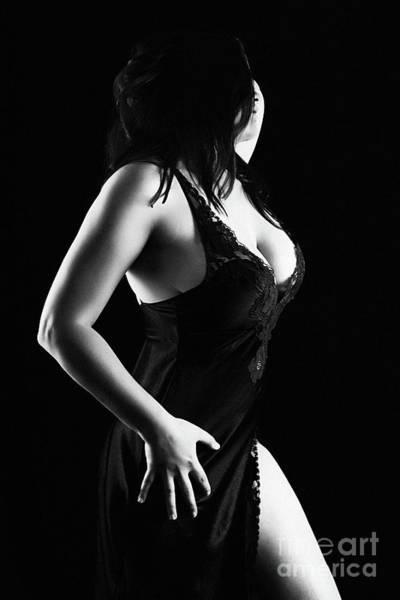 Photograph - Darken Night by Robert WK Clark