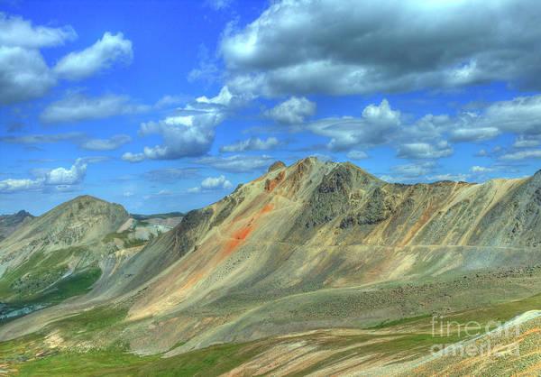 Photograph - Darley Mountain by Tony Baca