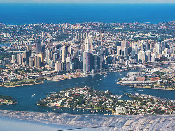 Photograph - Darling Harbor - Sydney - Australia by Steven Ralser