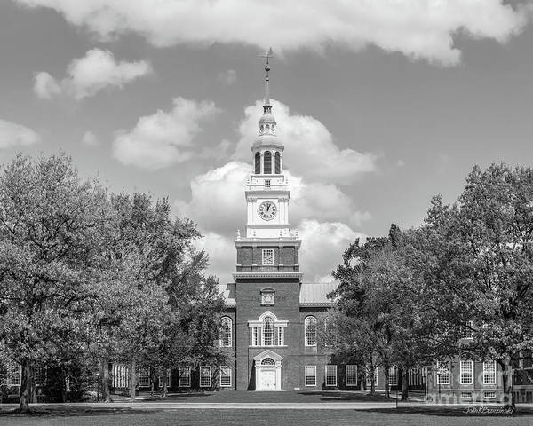 Photograph - Dartmouth College Baker Library Horizontal by University Icons