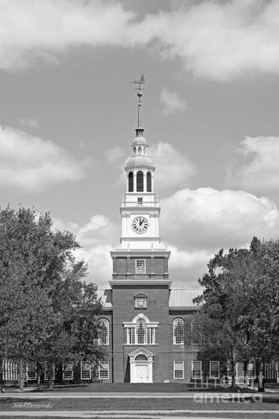 Photograph - Dartmouth College Baker Library by University Icons