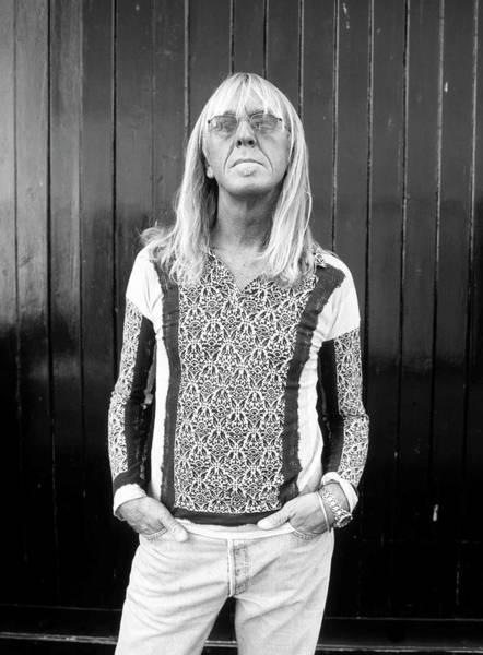 Elton John Photograph - Davey Johnston by Martyn Goodacre