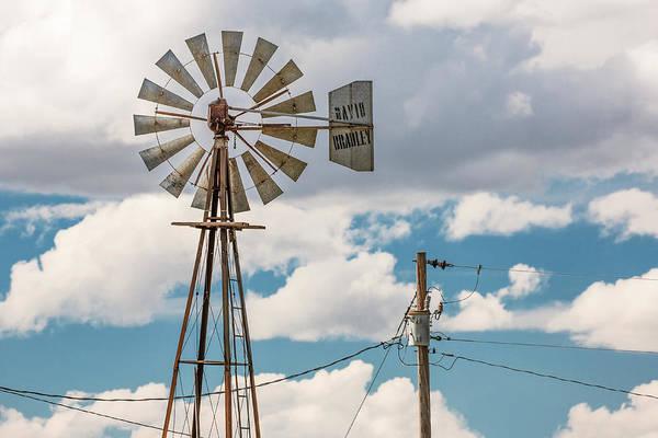Photograph - David Bradley Windmill by Todd Klassy