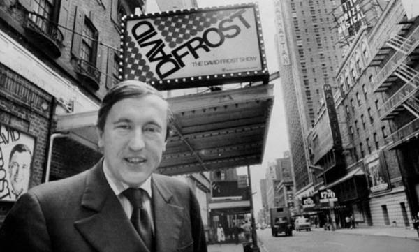 Broadcaster Wall Art - Photograph - David Frost by New York Daily News Archive