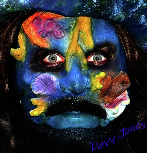 Wall Art - Photograph - Davy Jones Portrait  by David Lee Thompson