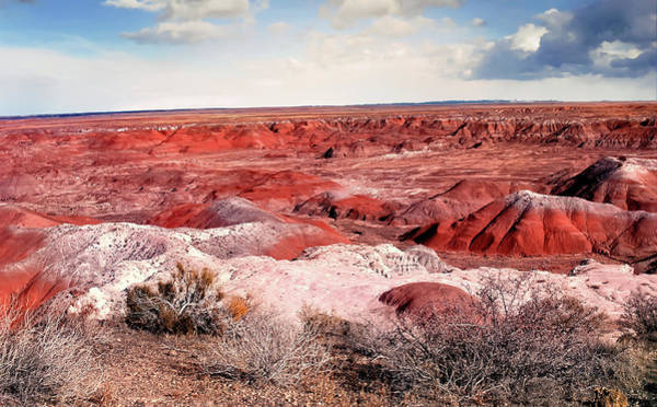 Wall Art - Photograph - Dawn In The Painted Desert by Paul Coco