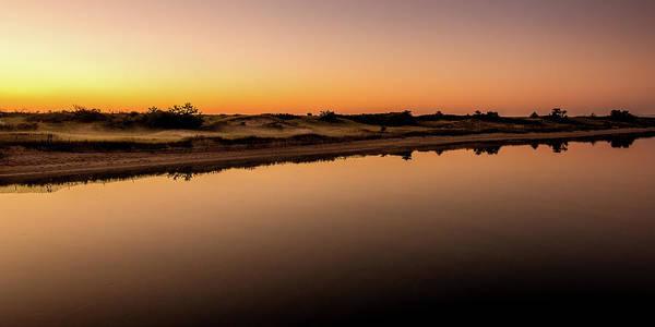 Photograph - Dawn Light, Ogunquit River by Jeff Sinon