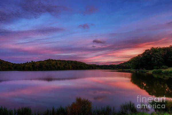 Photograph - Dawn Of A September Morning by Thomas R Fletcher
