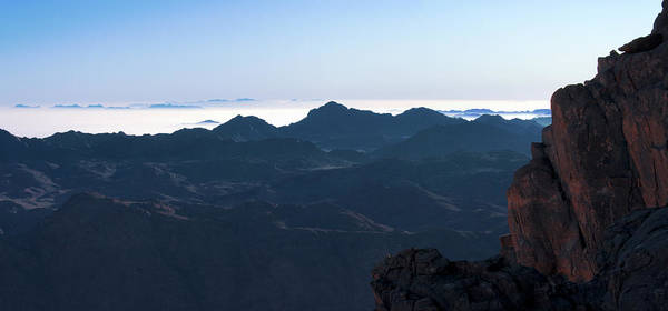 Photograph - Dawn On Mount Sinai by Sun Travels