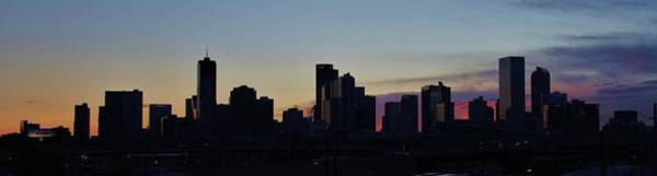 Wall Art - Photograph - Dawn Over Denver by Larry Kniskern