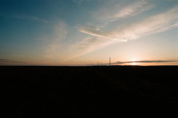 Photograph - Day Fades by Carl Young