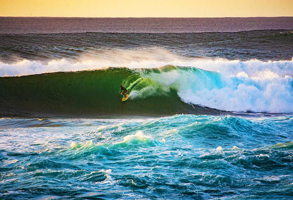 Photograph - Day On The Waves by Anthony Jones