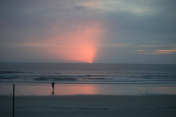 Photograph - Daybreak Daytona Beach by Emery Graham