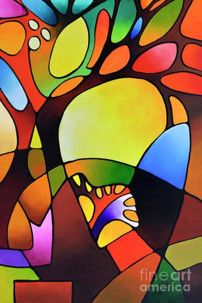 Daydream Canvas Three Art Print