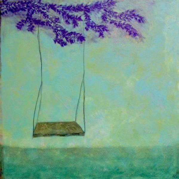 Painting - Daydreaming...  by Monica Martin
