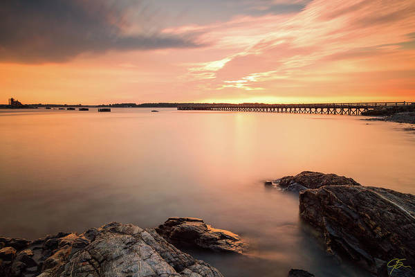 Photograph - Days End Daydream  by Jeff Sinon