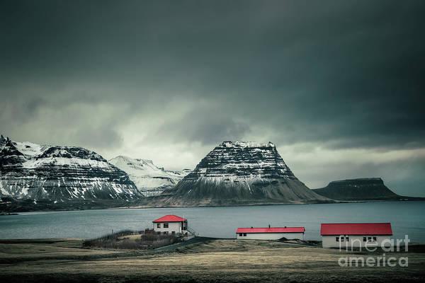 Northern Photograph - Days Of Dark by Evelina Kremsdorf